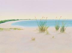 Long Beach painting