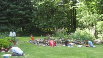 Joni Rose art campers