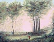 Summer Children II painting