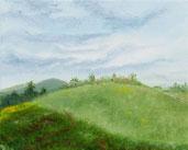 Vermont II - painting